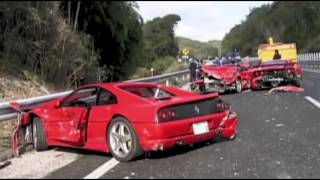 8 cамых дорогих аварий мира - ДТП на миллионы (хит-парад V-8)