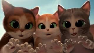 Gambar cover Film Kartun Pendekar Kucing Ispiratif