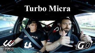 Coobcio Garage: sprawdzamy jak prowadzi się Turbo Micra
