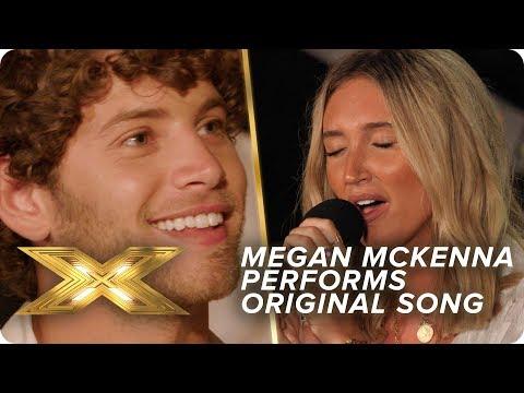 Megan McKenna performs her heartfelt original song 'Everything But You' | X Factor: Celebrity