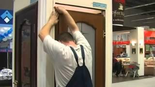Установка межкомнатных дверей своими руками