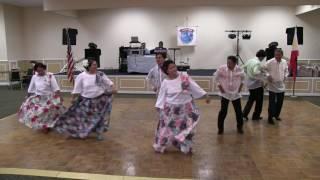 Folk Dancers -  Annual Ilocano Fiesta Celebration
