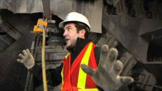 preview picture of video 'RMR: Rick at The Niagara Falls Tunnel Project'