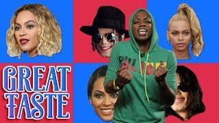 Michael Jackson vs. Beyonce (Part 2) | Great Taste