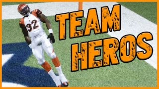 ALL DECEMBER TEAM HERO SQUAD!!  - Madden 17 Ultimate Team