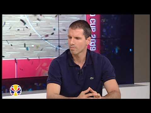 Ο Χ. Στεφανίδης για την τρομερή εμφάνιση του Καμπάτσο | 04/09/2019 | ΕΡΤ
