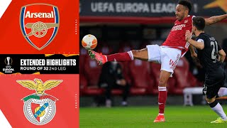 Arsenal vs. Benfica: Extended Highlights | UCL on CBS Sports
