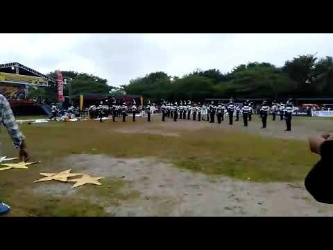 Kejuaraan UNAMBC 2019 Marching Band Gita Nada Madrasah Nurussobri Binjai
