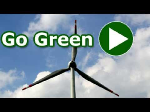 DIY Green Electricity Solar Plant