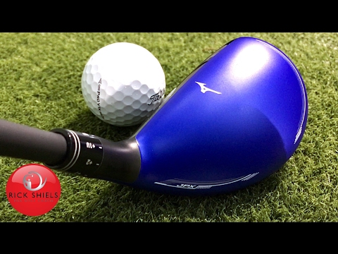 NEW MIZUNO JPX900 HYBRID REVIEW