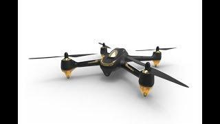 Испытание нового квадракоптера Hubsan H501S PRO. Часть 2