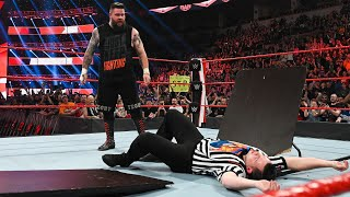 Ups & Downs From WWE RAW (Feb 24)