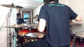 [Drum Cover] Boomerang - Tragedi