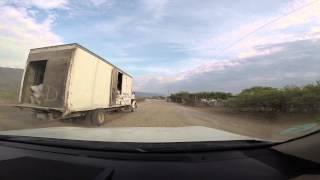 preview picture of video 'Driving Haiti Mole Saint Nicolas Saint Marc'