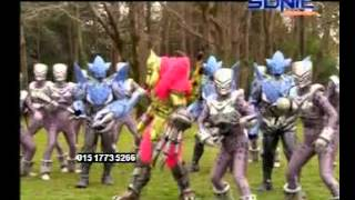 Power Rangers Super Megaforce Power of wild force (hindi)
