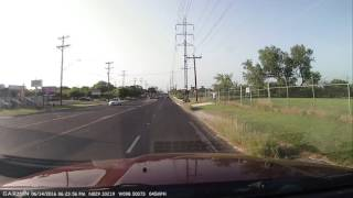 Young female driver hit and run south side San Antonio Texas | Kholo.pk