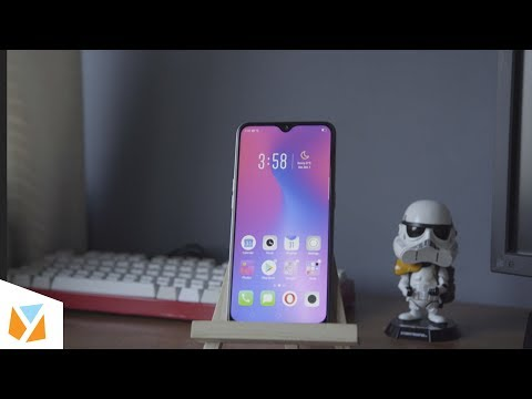 OPPO A7 Unboxing, Hands-on