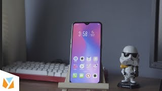 OPPO A7 Unboxing & Hands-on