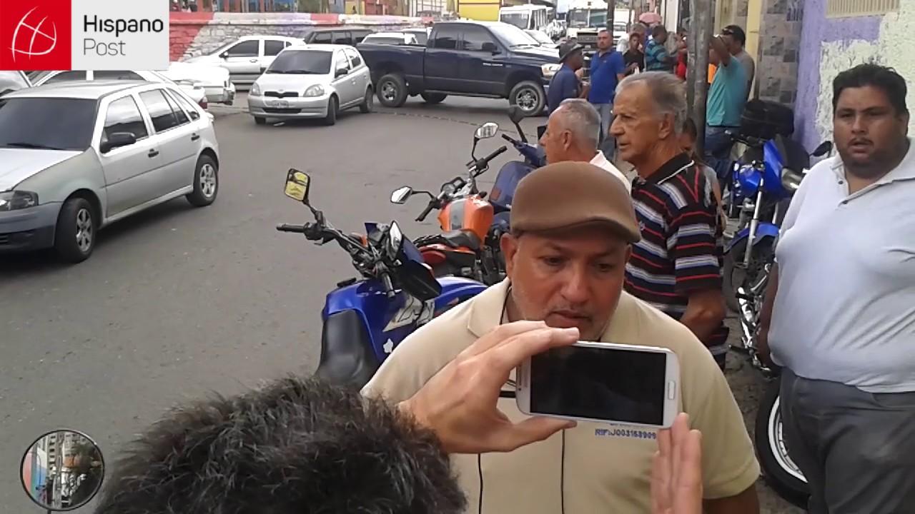 Transportista relata sus vivencias y obstáculos para trabajar en Caracas