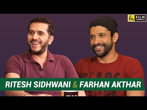 Farhan Akhtar and Ritesh Sidhwani Interview with Anupama Chopra | Fukrey 2