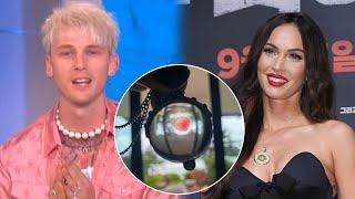 Why Machine Gun Kelly Wears Megan Fox's BLOOD in a Necklace