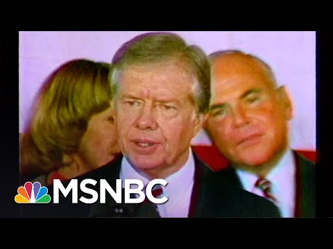 This is democracy in action.   Former Presidents   MSNBC