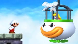 New Super Mario Bros. 2   All Castles And Towers