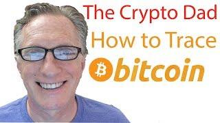 War die Bitcoin-Brieftascheadresse