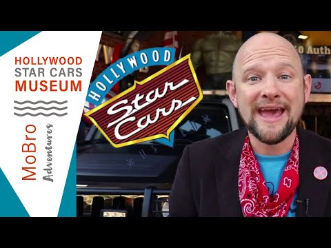 Hollywood Star Cars Museum Adventures