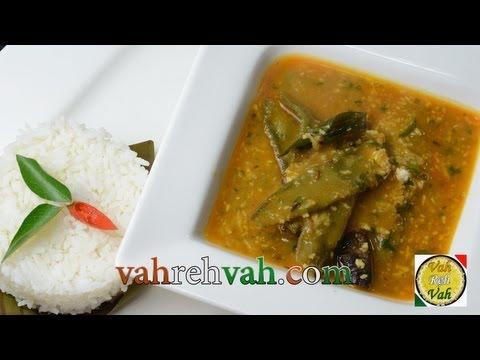 Sambar with Field Green Beans
