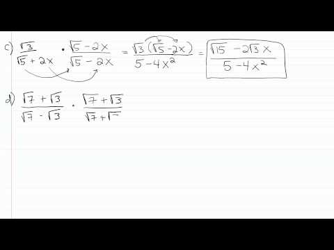 Rational Exponents p6