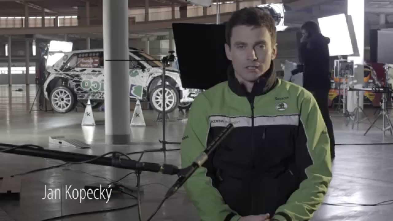 Bezpečnost rally: Díl první – Jan Kopecký