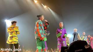 Mirror 姜濤 聊天環節 @The First Mirror Live Concert 2018
