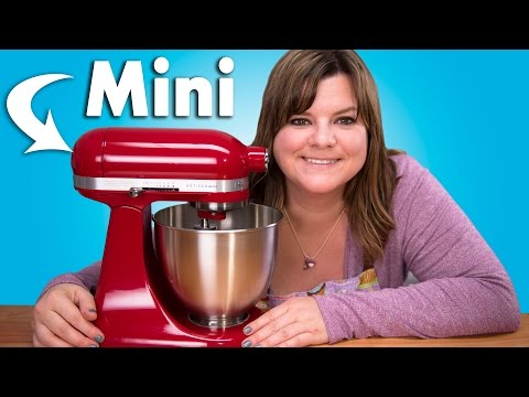 KitchenAid Artisan MINI Mixer REVIEW