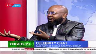 Moji Short Baba talks musical journey and how Coronavirus has affected music | Celebrity Chat