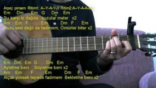 Gitar Dersi - Ayletme Beni (Cover)