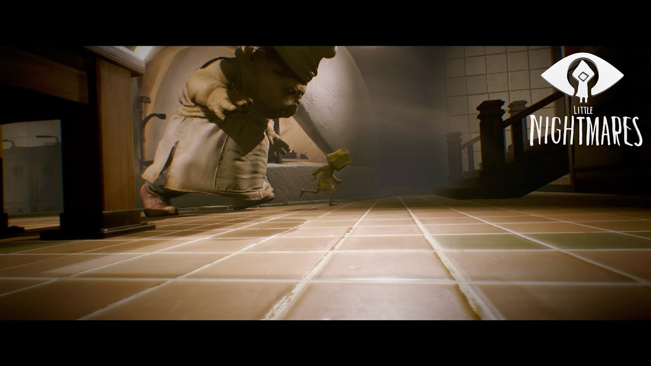 LITTLE NIGHTMARES SIX EDITION (PlayStation 4) video 2