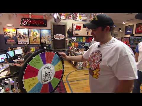 Wheel of Punishment (Fritzy & McLovin') 6/16/17