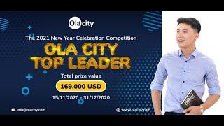 Tổng quan về nền tảng kiếm tiền online OlaCity và OlaCoin   OlaCity