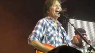 John Fogerty - Up Around the Bend [Creedence Clearwater Revival song] (Houston 10.20.13) HD