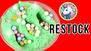 Slime Shop Restock!!! November 19, 2017 - @UniicornSlimeShop 💦