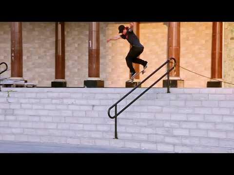 My City - ABC, Sao Paulo, Brazil - Giovanni Vianna   Volcom Skate