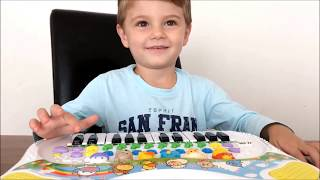 Baby Kids Toy first Animal Piano |  Keyboard für kinder | Animal Sounds Songs