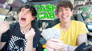 CASH CAB with JAKE WEBBER!!