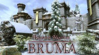 Skyrim Special Edition - BRUMA #51[Тюрьма и всякая хрень!]