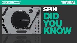 Reloop SPIN - Around the World feat. DJ Babu, DJ IKU, DJ VaZee and DJ BYTE (Performance)