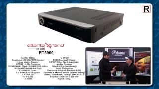 Atlanta XTrend ET5000 Uydu Alıcı Tanıtım Videosu