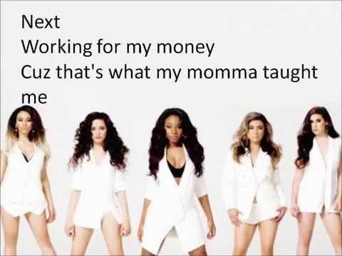 Boss - Fifth Harmony (lyrics)