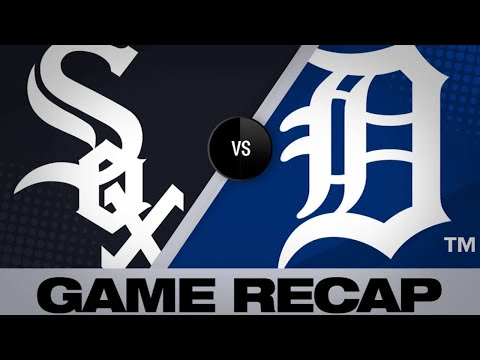 Greiner, Castellanos lift Tigers to 9-7 win - 4/18/19