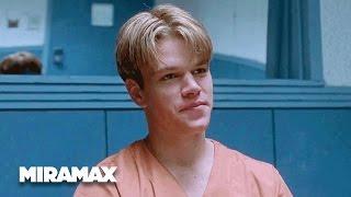 Good Will Hunting | 'Two Conditions' (HD) - Matt Damon, Minnie Driver | MIRAMAX